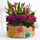 European Pink Market Garden Bouquet