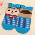 Darn Skippy the Chipmunk Socks