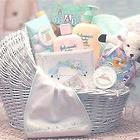 Welcome Baby Bassinet Gift Basket