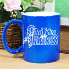 Autism Awareness Two-Tone Mug