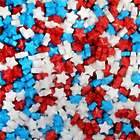 5 Pounds of Red, White, and Blue Star Hard Candies