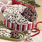 Holiday Pretzel Trio Gift Tin