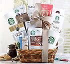 Starbucks Spectacular Gift Basket