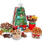 Sweet Treats Christmas Gift Tower