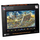 New England Patriots Joe Journeyman Jigsaw Puzzle