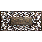Personalized Filigris Outdoor Doormat