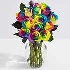 12 Unicorn Roses Bouquet