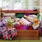 The Green Thumb Gardening Tote Gift Basket