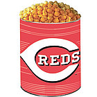 Cincinnati Reds 3 Way Popcorn Gift Tin