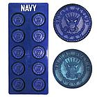 Navy Ice� Ice Cube Trays