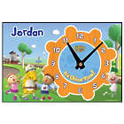 Personalized Tickety Toc Chime in the Time Desk Clock