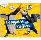 Penguins vs. Puffins Book