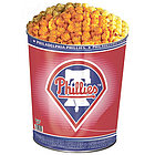 Philadelphia Phillies 3 Way Popcorn Gift Tin