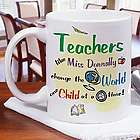 Change the World Teacher Coffee Mug