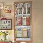 Beadboard Wall Hanger