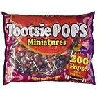200 Miniature Tootsie Pops
