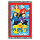 The Wiggles Dancing Personalized Throw Blanket