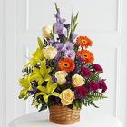 Deluxe Forever Dear Floral Arrangement