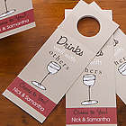 Drinks Well With Others Personalized Wine Bottle Tags