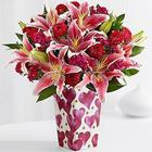 Stargazer Surprise Bouquet of Flowers