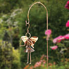 Copper Fairy Garden Stake