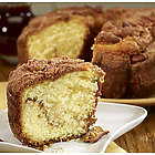 Pecan Delight Coffee Cake