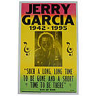 Jerry Garcia Box of Rain Poster