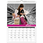 Best Mom Personalized Calendar