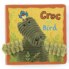 Cordy Croc and Bird Board Book
