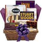 Up All Night Deluxe Reader's Gift Basket