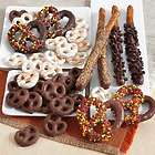 Autumn Dipped Pretzels Gift Box