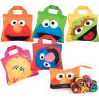 Sesame Street Reusable Bag Collection