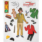 Mister Rogers Dress-Up Magnets