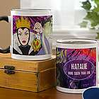 Personalized Evil Queen from Snow White Coffee Mug