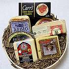Wisconsin Deluxe Artisan Cheese Gift Basket