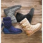 Ugg Australia Isla Knit Boots