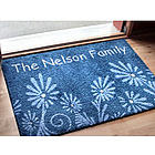 Plants Personalized Doormat