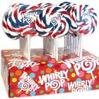 Patriotic Whirly Pops in 24 Count Display Box