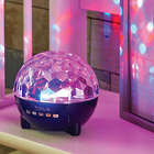 Portable Disco Ball Light-Up Bluetooth Speaker