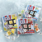 3 Boxes of Icee Flavor Petits Fours