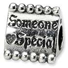 Someone Special Sterling Silver Family Bead