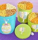 Easter Egg Parade 2 Gallon Popcorn Tin