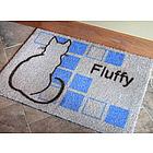 Cat Personalized Doormat