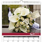 Personalized Wedding Calendar