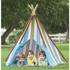 Kid's Blue Playtime Outdoor Teepee