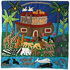 Noah's Ark Applique Wall Hanging