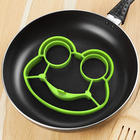 Funny Side Up Froggy Egg Mold