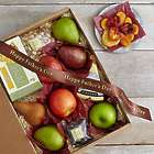 Simply Fresh Fruit, Cheese & Snacks Gift with Father's Day Ribbon