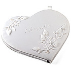 Heart Wedding Guest Book