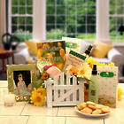 Hugs for Mom Gift Basket with Ceramic Picture Frame